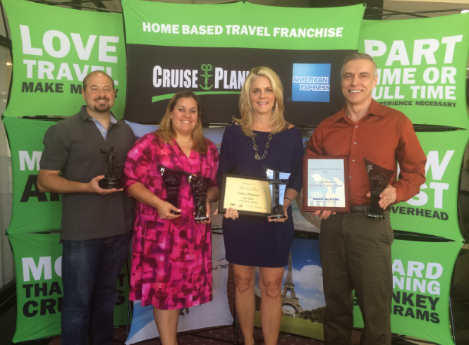 Cruise Planners-American Express Travel Continues to Add Accolades